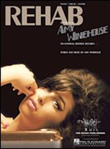 Amy Winehouse - Rehab - Music Book