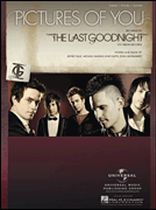 The Last Goodnight - Pictures of You - Music Book