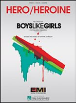 Boys Like Girls - Hero / Heroine - Music Book