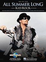 Kid Rock - All Summer Long - Music Book