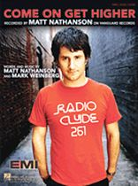 Matt Nathanson - Come on Get Higher - Music Book