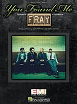 The Fray - You Found Me - Music Book