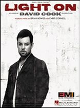 David Cook - Light On - Music Book