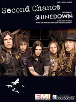Shinedown - Second Chance - Music Book