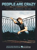 Billy Currington - People Are Crazy - Music Book