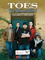 Zac Brown Band - Toes - Music Book
