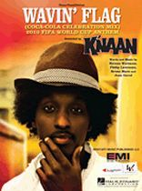 K'naan - Wavin' Flag - World Cup Anthem - Music Book