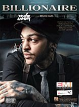 Travie McCoy - Billionaire - Music Book