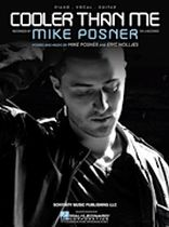 Mike Posner - Cooler Than Me - Music Book