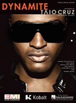 Taio Cruz - Dynamite - Music Book