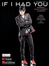 Adam Lambert - If I Had You - Music Book