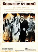 Gwyneth Paltrow - Country Strong - Music Book