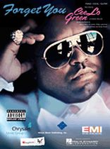 Cee-Lo Green - Forget You - Music Book