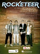Far East Movement - Rocketeer - Music Book