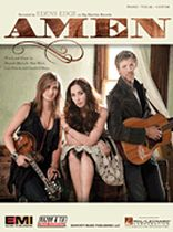 Eden's Edge - Amen - Music Book