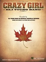 Eli Young Band - Crazy Girl - Music Book