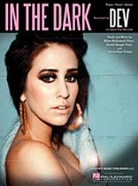 Dev - In the Dark - Music Book