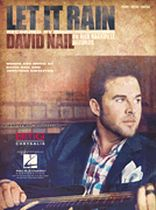 David Nail - Let It Rain - Music Book