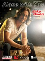 Jake Owen - Alone with You - Music Book