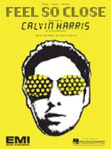 Calvin Harris - Feel So Close - Music Book