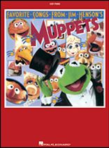The Muppets - Favorite Songs From Jim Henson's Muppets - Music Book