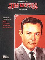 Jim Reeves - The Songs of Jim Reeves - Music Book