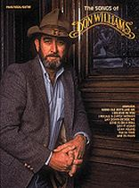 Various Composers - The Songs of Don Williams - Music Book