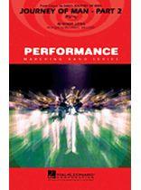 Benoit Jutras - Journey of Man - Flying - Cirque Du Soleil - Music Book