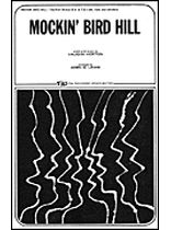 Vaughn Horton - Mockin' Bird Hill - Music Book