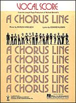 Marvin Hamlisch - A Chorus Line - Music Book