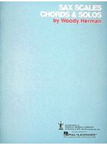 Woody Herman - Saxophone Scales and Chords - Music Book