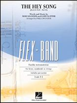 The Hey Song (Rock & Roll - Part II) - Flex-Band Series - Music Book