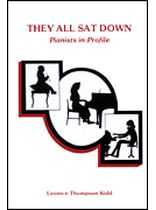 Kidd - They All SAT Down - Music Book