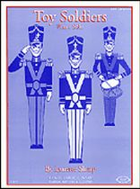 Sharp - Toy Soldiers - Music Book