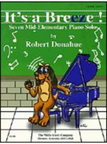 Donahue - It's a Breeze! - Book 2 - Music Book