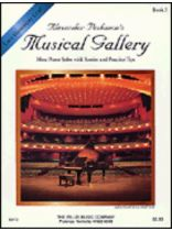 Musical Gallery - Book 3 - Music Book