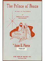 Pierce - The Prince of Peach - Music Book