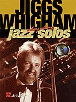 Jiggs Whigham - Play Along Jazz Solos - Music Book