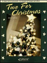 James Curnow - Two for Christmas - Music Book
