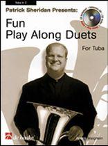 Patrick Sheridan - Patrick Sheridan Presents: Fun Play Along Duets - For Tuba - Music Book