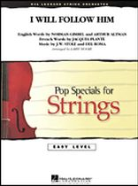 Little Peggy March - I Will Follow Him - Easy Pops Specials For Strings - Music Book