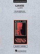 Francois-Joseph Gossec - Gavotte from Rosine - From Rosine - Music Book