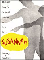 Susannah - Full Score - A Musical Drama in Two Acts - Music Book