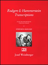 Rodgers & Hammerstein Transcriptions - Music Book