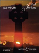 Karl Jenkins - Ave Verum - Music Book