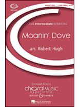 Spiritual - Moanin' Dove - Music Book