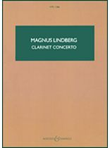 Clarinet Concerto - Pocket Score - Pocket Score - Music Book