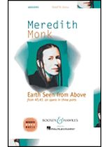Meredith Monk - Earth Seen from Above - from ATLAS: an opera in three parts SSAATTB a cappella - Music Book