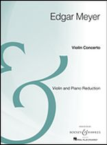 Edgar Meyer - Violin Concerto - Violin and Piano Reduction Archive Edition - Music Book
