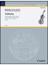 Sinfonia F Major - Music Book
